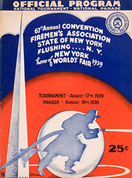 Poster for the National Tournment 1939